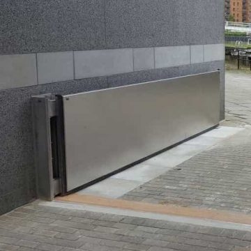 Commercial Flood Gate flood protection